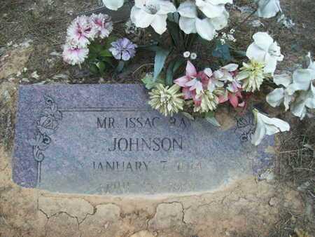 JOHNSON, ISAAC RAY - Bossier County, Louisiana | ISAAC RAY JOHNSON - Louisiana Gravestone Photos