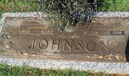 JOHNSON, JOHNNY - Bossier County, Louisiana | JOHNNY JOHNSON - Louisiana Gravestone Photos