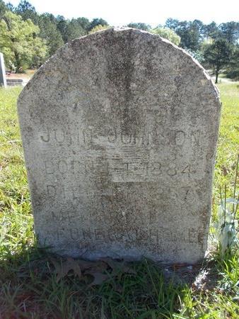 JOHNSON, JOHN - Bossier County, Louisiana   JOHN JOHNSON - Louisiana Gravestone Photos