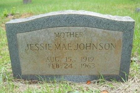 JOHNSON, JESSIE MAE - Bossier County, Louisiana | JESSIE MAE JOHNSON - Louisiana Gravestone Photos