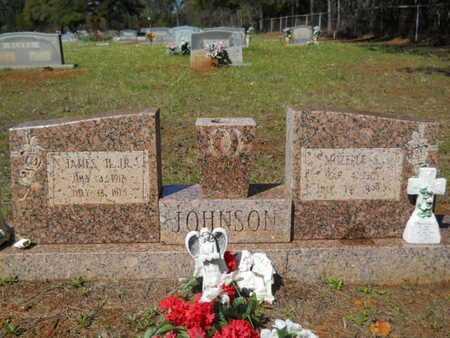 JOHNSON, JAMES H, JR - Bossier County, Louisiana | JAMES H, JR JOHNSON - Louisiana Gravestone Photos