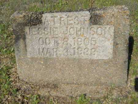 JOHNSON, JESSIE - Bossier County, Louisiana | JESSIE JOHNSON - Louisiana Gravestone Photos