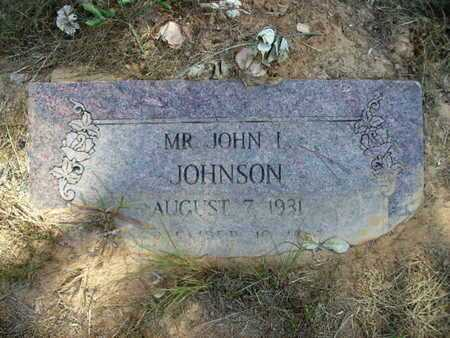 JOHNSON, JOHN L - Bossier County, Louisiana | JOHN L JOHNSON - Louisiana Gravestone Photos