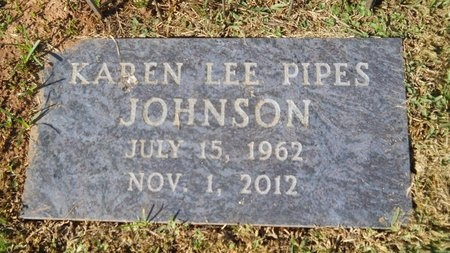 JOHNSON, KAREN LEE - Bossier County, Louisiana | KAREN LEE JOHNSON - Louisiana Gravestone Photos