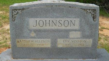JOHNSON, MATTHEW ALLISON - Bossier County, Louisiana | MATTHEW ALLISON JOHNSON - Louisiana Gravestone Photos
