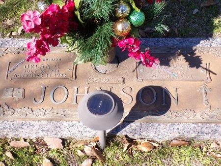 JOHNSON, THELMA F - Bossier County, Louisiana | THELMA F JOHNSON - Louisiana Gravestone Photos