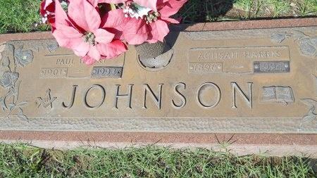 JOHNSON, ACHSAH - Bossier County, Louisiana | ACHSAH JOHNSON - Louisiana Gravestone Photos