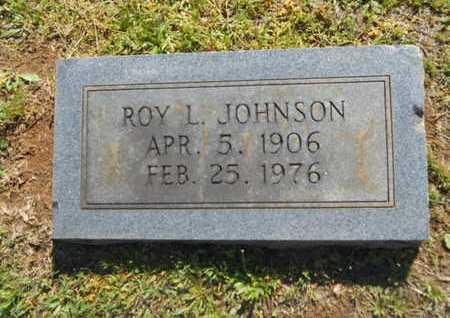 JOHNSON, ROY L - Bossier County, Louisiana | ROY L JOHNSON - Louisiana Gravestone Photos