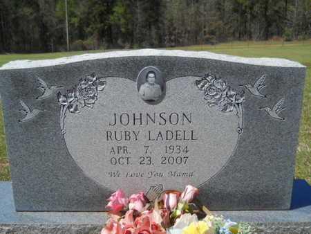 JOHNSON, RUBY - Bossier County, Louisiana   RUBY JOHNSON - Louisiana Gravestone Photos