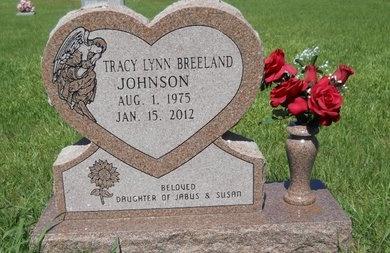 JOHNSON, TRACY LYNN - Bossier County, Louisiana   TRACY LYNN JOHNSON - Louisiana Gravestone Photos