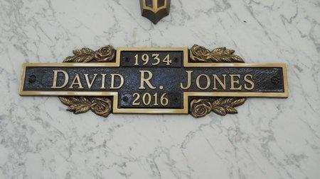 JONES, DAVID R - Bossier County, Louisiana | DAVID R JONES - Louisiana Gravestone Photos
