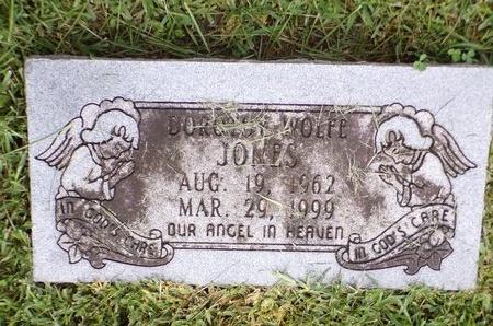 JONES, DOROTHY - Bossier County, Louisiana | DOROTHY JONES - Louisiana Gravestone Photos