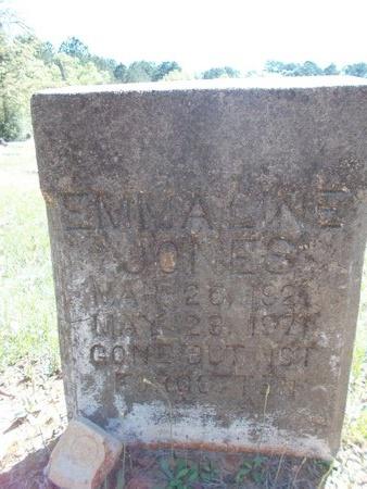JONES, EMMALINE - Bossier County, Louisiana | EMMALINE JONES - Louisiana Gravestone Photos