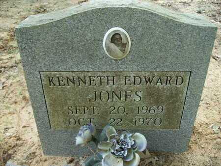 JONES, KENNETH EDWARD - Bossier County, Louisiana | KENNETH EDWARD JONES - Louisiana Gravestone Photos