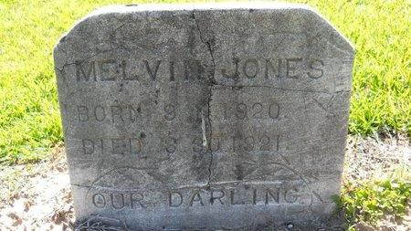 JONES, MELVIN - Bossier County, Louisiana   MELVIN JONES - Louisiana Gravestone Photos