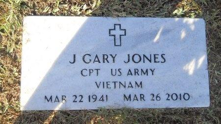 JONES, J GARY (VETERAN VIET) - Bossier County, Louisiana | J GARY (VETERAN VIET) JONES - Louisiana Gravestone Photos