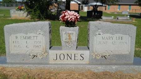 PARKER JONES, MARY LEE - Bossier County, Louisiana   MARY LEE PARKER JONES - Louisiana Gravestone Photos