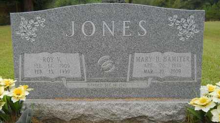 JONES, ROY V - Bossier County, Louisiana   ROY V JONES - Louisiana Gravestone Photos