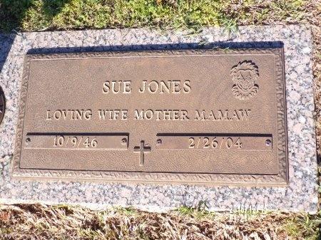 JONES, SUE - Bossier County, Louisiana | SUE JONES - Louisiana Gravestone Photos