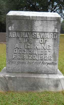 KING, ADA MAY - Bossier County, Louisiana | ADA MAY KING - Louisiana Gravestone Photos