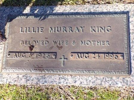 KING, LILLIE - Bossier County, Louisiana | LILLIE KING - Louisiana Gravestone Photos