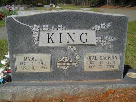 KING, OPAL - Bossier County, Louisiana | OPAL KING - Louisiana Gravestone Photos