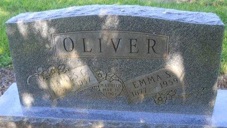 OLIVER, EMMA - Bossier County, Louisiana | EMMA OLIVER - Louisiana Gravestone Photos