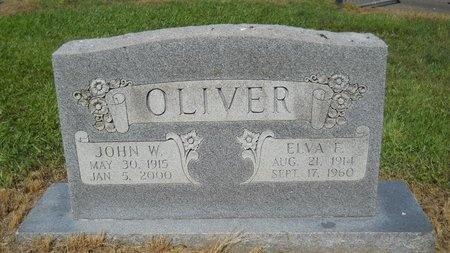 OLIVER, ELVA - Bossier County, Louisiana   ELVA OLIVER - Louisiana Gravestone Photos