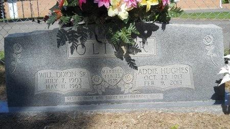 OLIVER, WILL DIXON, SR - Bossier County, Louisiana   WILL DIXON, SR OLIVER - Louisiana Gravestone Photos