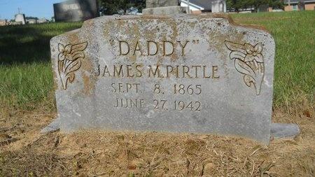 PIRTLE, JAMES M - Bossier County, Louisiana | JAMES M PIRTLE - Louisiana Gravestone Photos