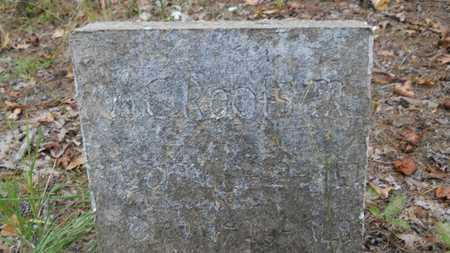 ROOSTS, W C - Bossier County, Louisiana | W C ROOSTS - Louisiana Gravestone Photos