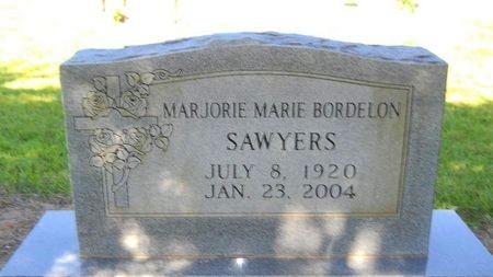SAWYERS, MARJORIE MARIE - Bossier County, Louisiana | MARJORIE MARIE SAWYERS - Louisiana Gravestone Photos