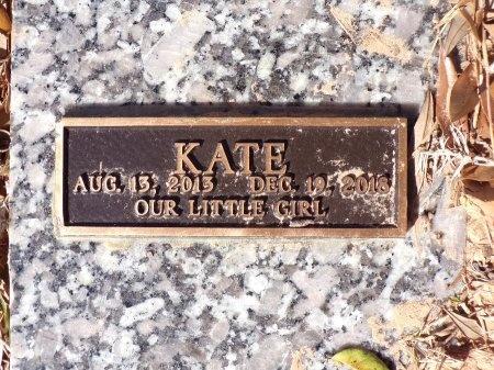 UNKNOWN, KATE - Bossier County, Louisiana | KATE UNKNOWN - Louisiana Gravestone Photos