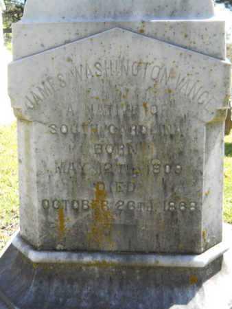 VANCE, JAMES WASHINGTON (CLOSE UP) - Bossier County, Louisiana | JAMES WASHINGTON (CLOSE UP) VANCE - Louisiana Gravestone Photos