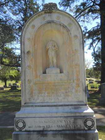 VANCE, MARY B - Bossier County, Louisiana | MARY B VANCE - Louisiana Gravestone Photos