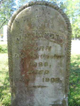 VANCE, JOSEPH PATILLO (VETERAN CSA) - Bossier County, Louisiana | JOSEPH PATILLO (VETERAN CSA) VANCE - Louisiana Gravestone Photos