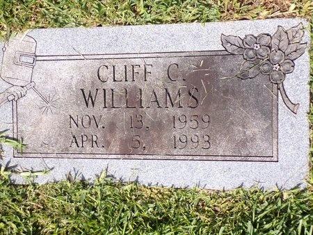 WILLIAMS, CLIFF C - Bossier County, Louisiana | CLIFF C WILLIAMS - Louisiana Gravestone Photos