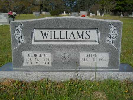 WILLIAMS, GEORGE O - Bossier County, Louisiana | GEORGE O WILLIAMS - Louisiana Gravestone Photos