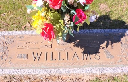 WILLIAMS, LOIS MERLE - Bossier County, Louisiana | LOIS MERLE WILLIAMS - Louisiana Gravestone Photos