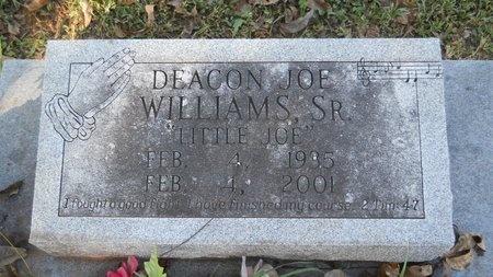 WILLIAMS, JOE, JR - Bossier County, Louisiana   JOE, JR WILLIAMS - Louisiana Gravestone Photos
