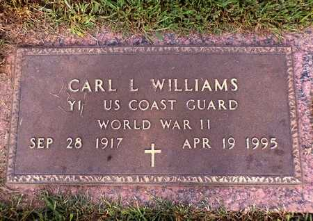 WILLIAMS, CARL L (VETERAN WWII) - Bossier County, Louisiana | CARL L (VETERAN WWII) WILLIAMS - Louisiana Gravestone Photos