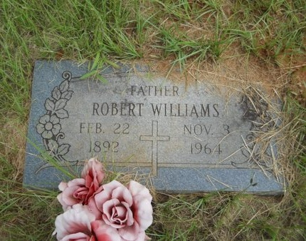 WILLIAMS, ROBERT - Bossier County, Louisiana | ROBERT WILLIAMS - Louisiana Gravestone Photos