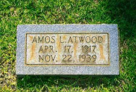 ATWOOD, AMOS L - Caddo County, Louisiana   AMOS L ATWOOD - Louisiana Gravestone Photos
