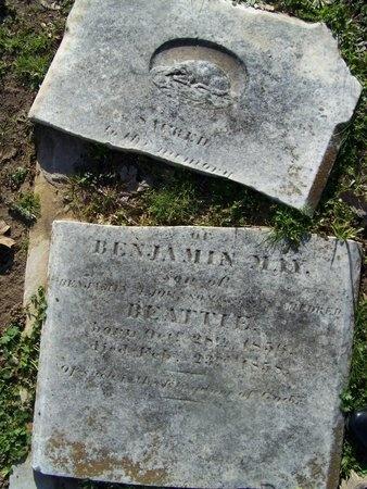 BEATTIE, BENJAMIN MAY - Caddo County, Louisiana   BENJAMIN MAY BEATTIE - Louisiana Gravestone Photos