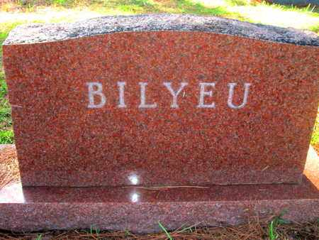 BILYEU, FAMILY STONE - Caddo County, Louisiana   FAMILY STONE BILYEU - Louisiana Gravestone Photos