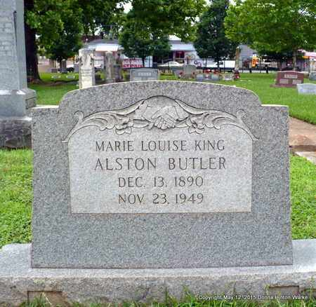 BUTLER, MARIE LOUSIE - Caddo County, Louisiana | MARIE LOUSIE BUTLER - Louisiana Gravestone Photos