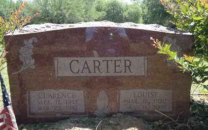 CARTER, CLARENCE - Caddo County, Louisiana | CLARENCE CARTER - Louisiana Gravestone Photos