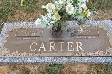 CARTER, EDMUND H - Caddo County, Louisiana   EDMUND H CARTER - Louisiana Gravestone Photos