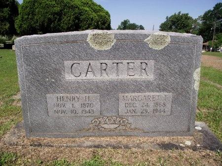 CARTER, MARGARET ELIZABETH - Caddo County, Louisiana   MARGARET ELIZABETH CARTER - Louisiana Gravestone Photos