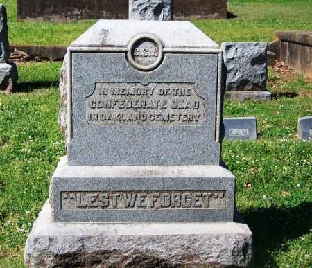 *CONFEDERATE MONUMENT,  - Caddo County, Louisiana |  *CONFEDERATE MONUMENT - Louisiana Gravestone Photos